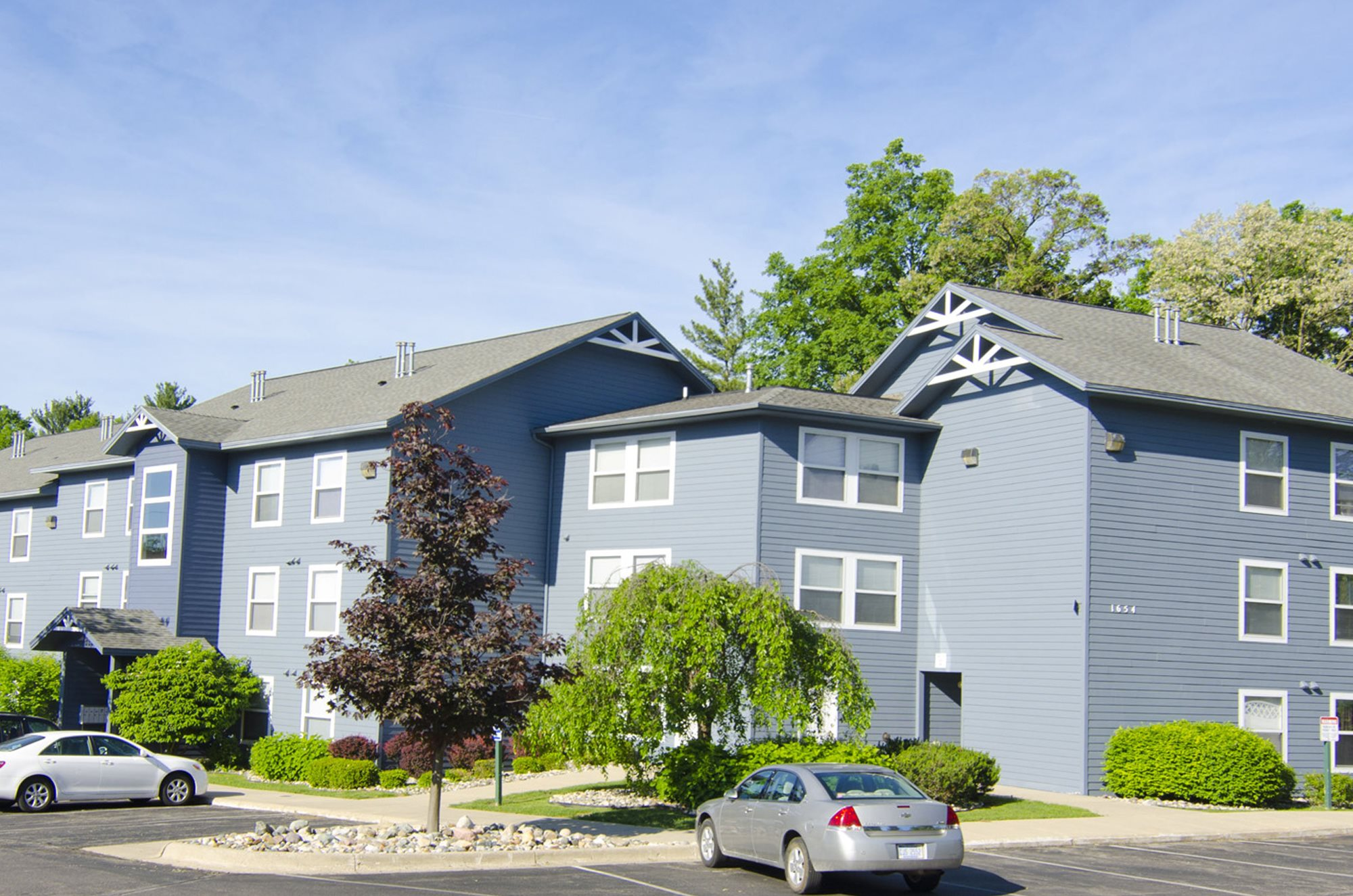 East Lansing Apartments near Michigan State University | Park Place Apartments