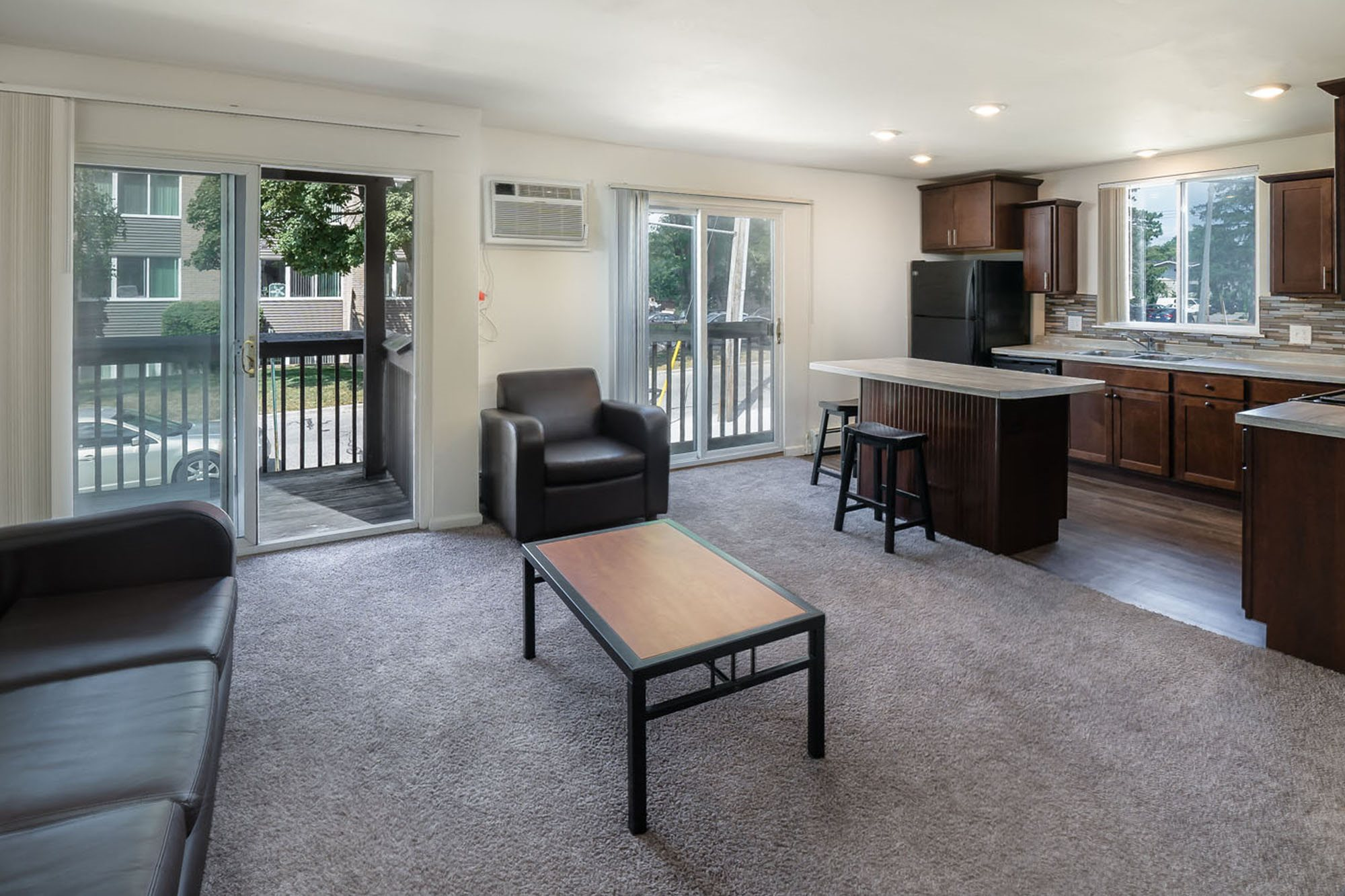 East Lansing Apartments Near Michigan State University River Park