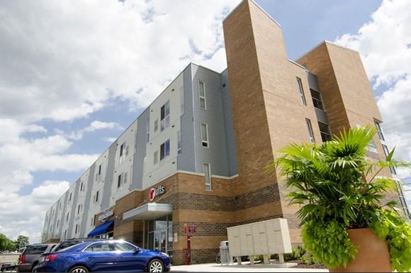 Trowbridge Lofts Apartments In East Lansing Mi