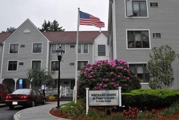 Machado House at Peter's Grove Exterior 1