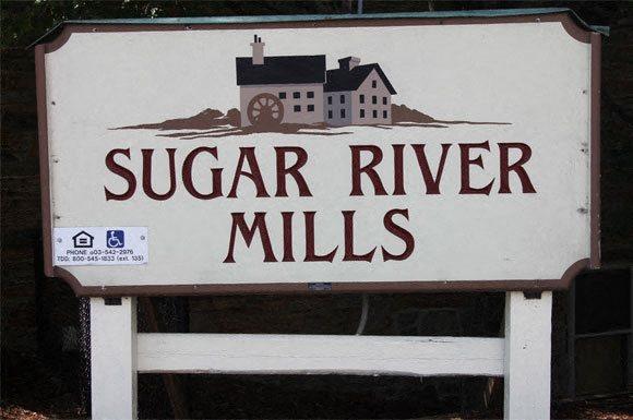 Sugar River Mills Exterior 1