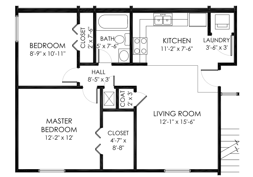 Floor plans of eastwood of ames in ames ia - Design homes ames iowa ...