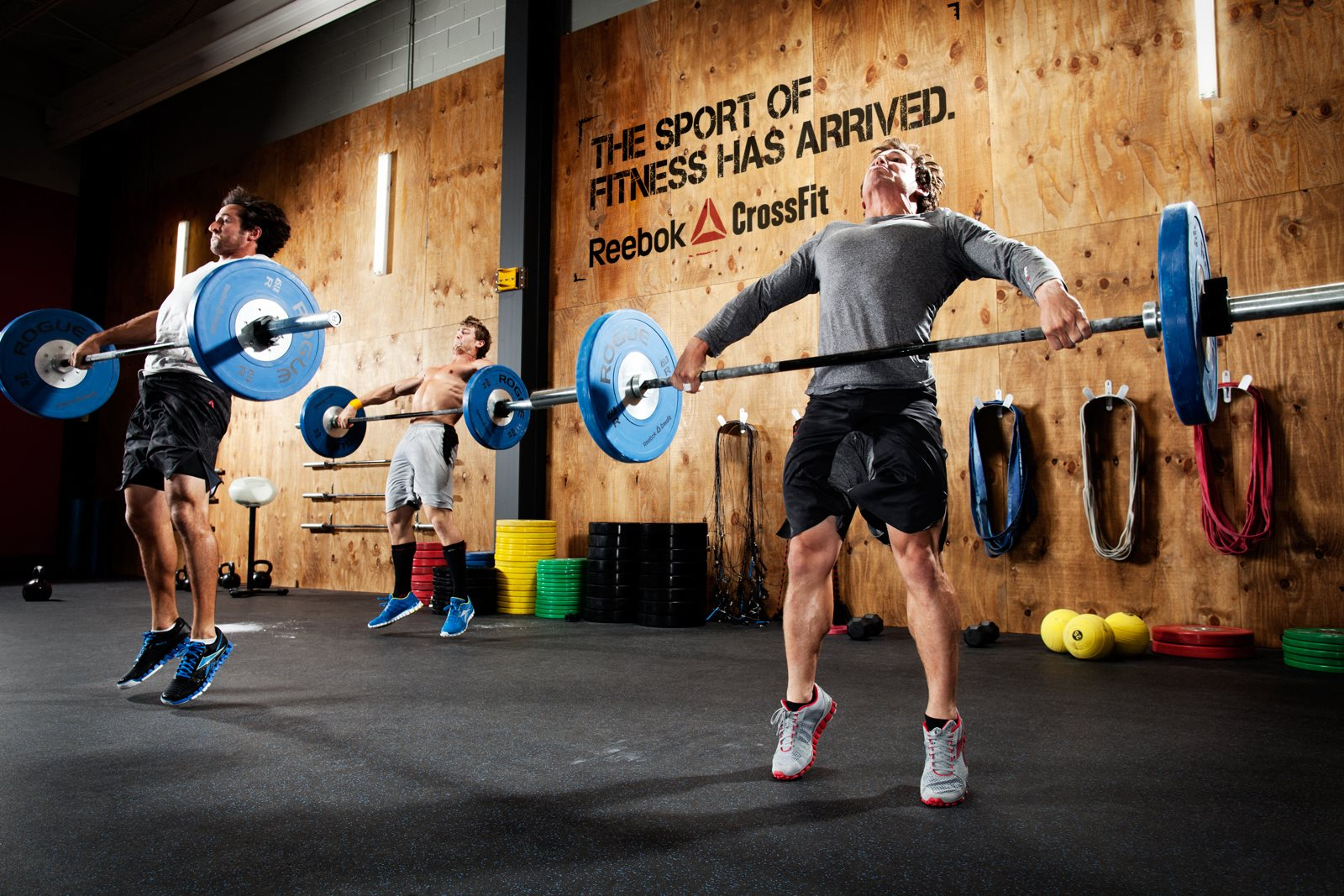 CrossFit Fitness Center at Arbor Lofts