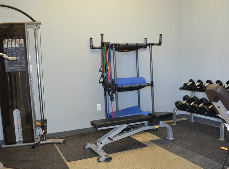 Fitness Studio at Arbor Lofts