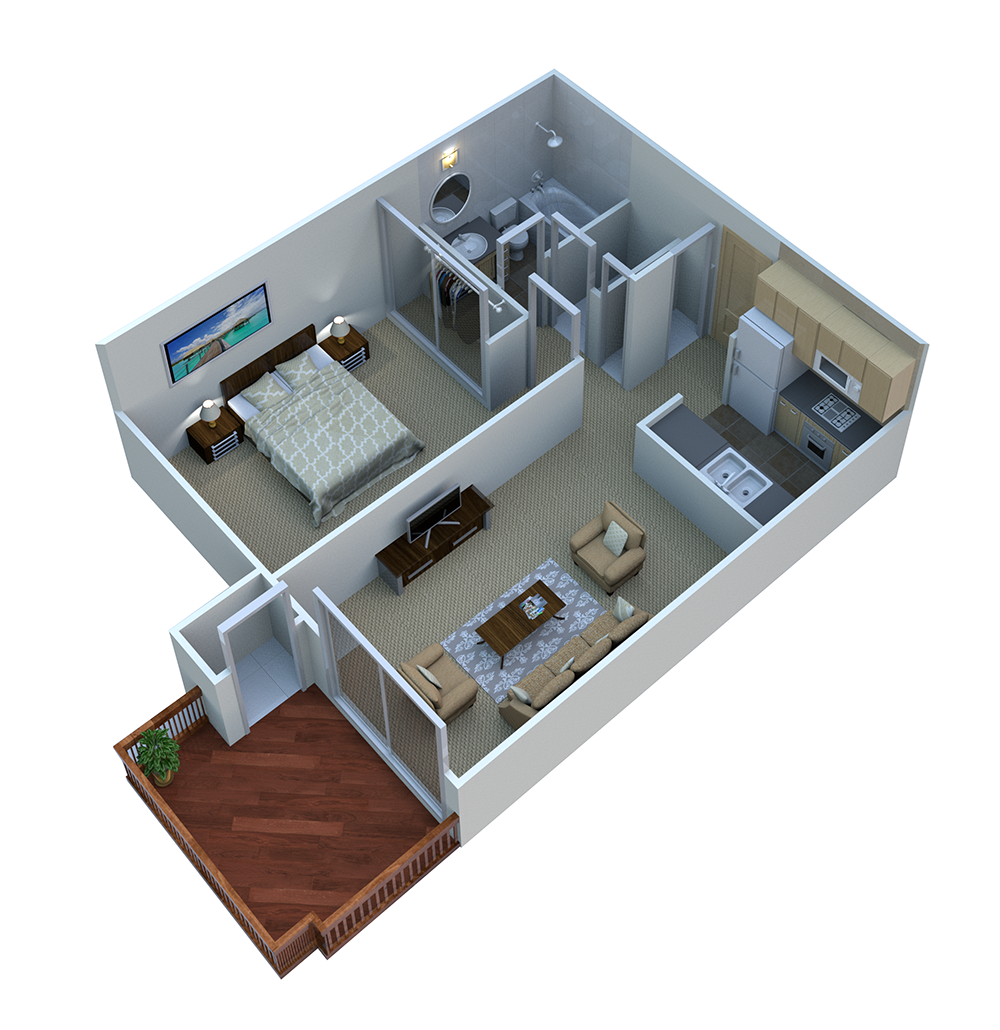 Glendale Floor Plan 1