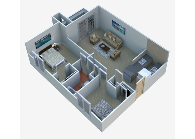 Meadowview Floor Plan 4