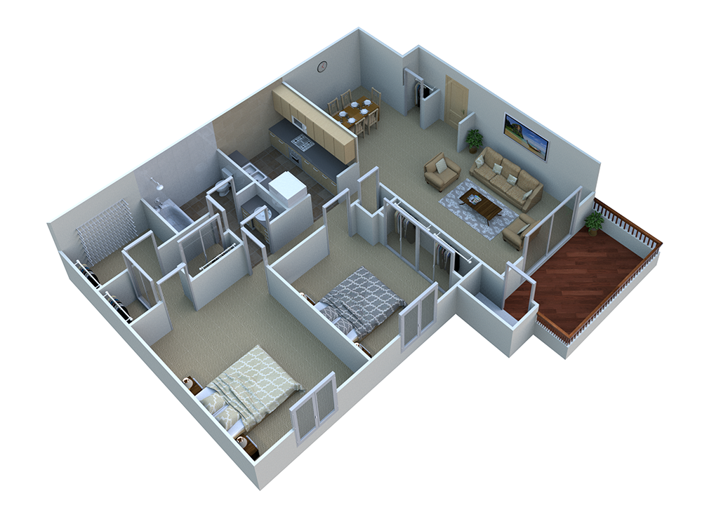Maplewood Floor Plan 3
