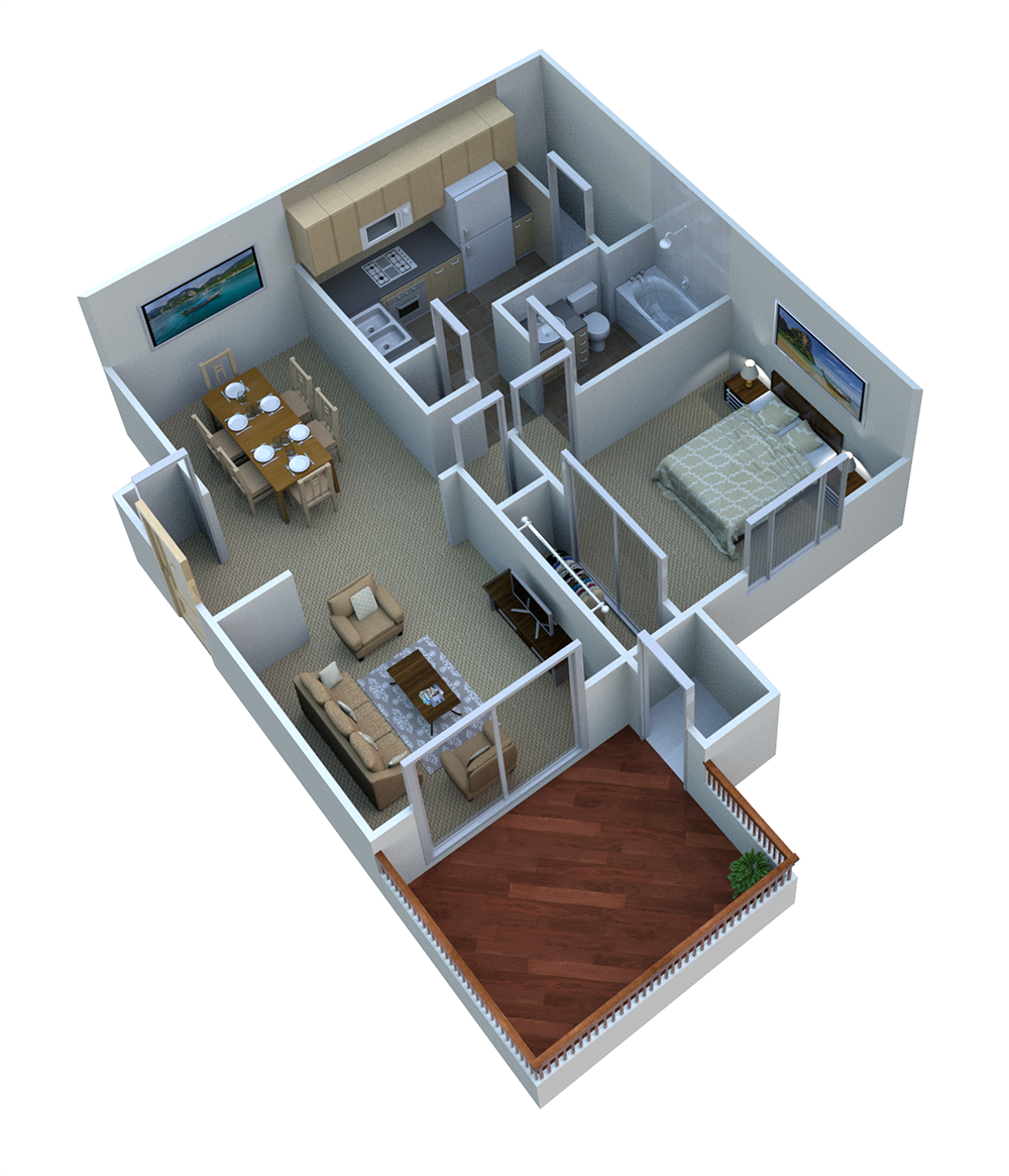 Pineridge Floor Plan 2