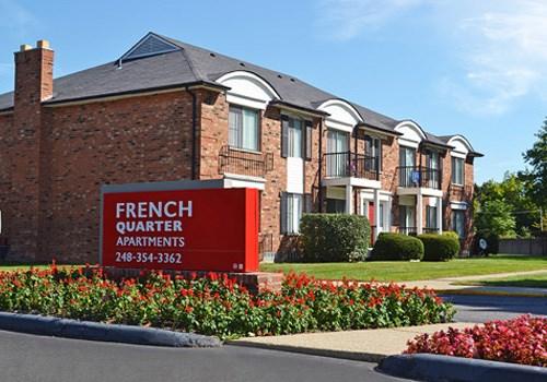 French Quarter - Southfield, MI Community Thumbnail 1