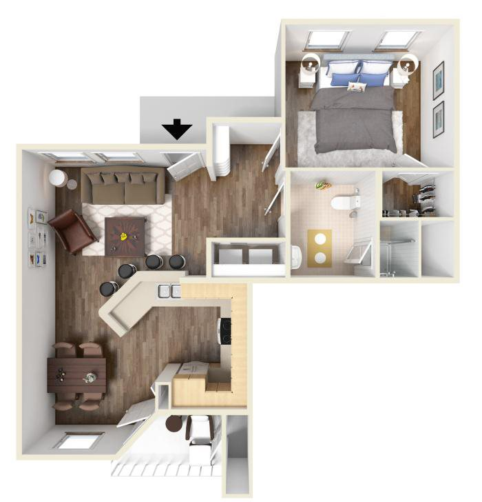 Apartments In Killeen Tx: Floor Plans Of Bridgemoor At Killeen Apartments In Killeen, TX