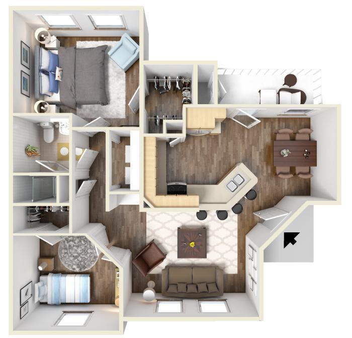 Killeen Apartments: Floor Plans Of Bridgemoor At Killeen Apartments In Killeen, TX