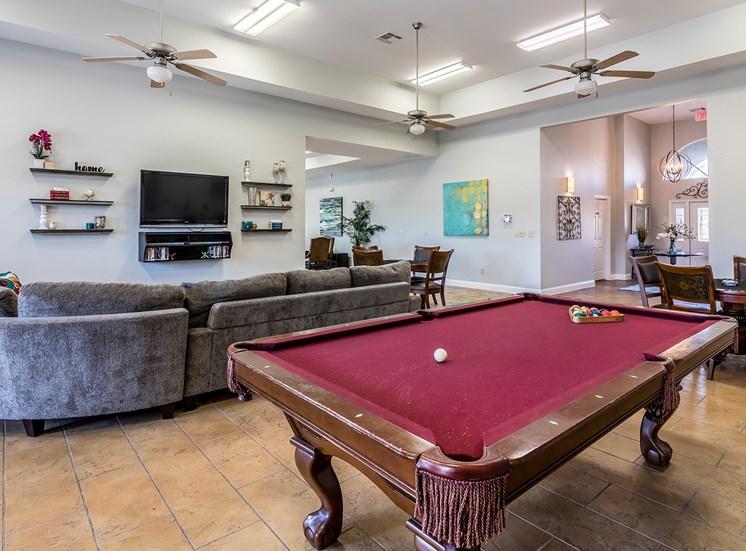 Game Room at Bridgemoor at Killeen in Killeen, Texas, TX