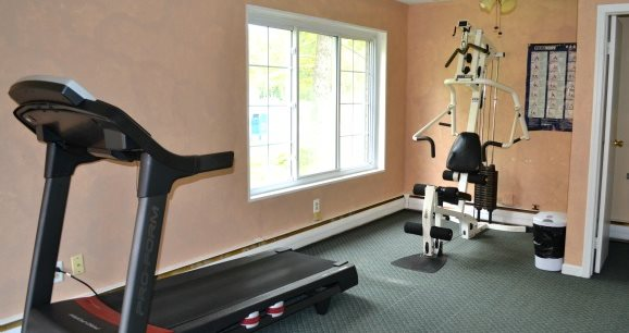Exercise Facility - Green Acres Apartments - Saginaw, MI