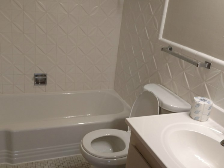 Luxurious Garden Tub at Green Acres Apartments,Saginaw, 48603