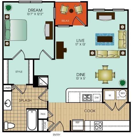 Brick Row Apartments In Richardson TX Brick Row Apartments ...