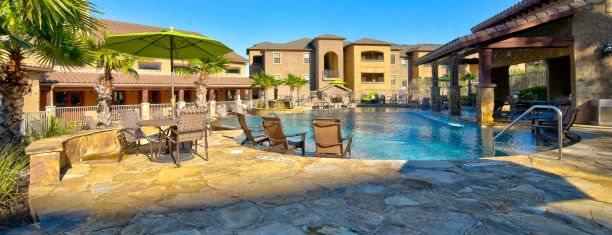 Evans Ranch Luxury Apartments In San Antonio Tx