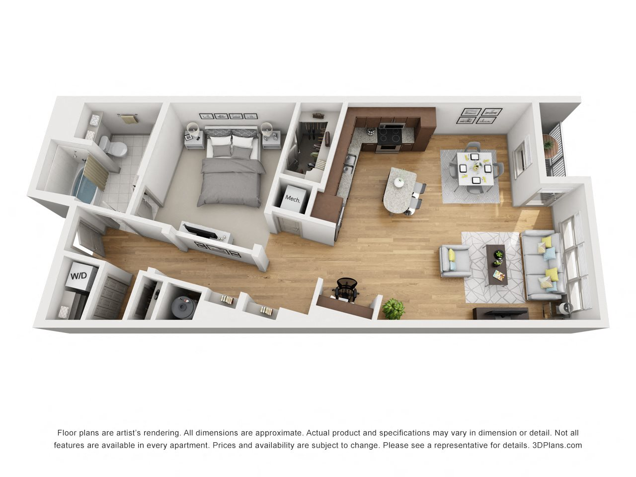 A5 Spindle Floor Plan 9