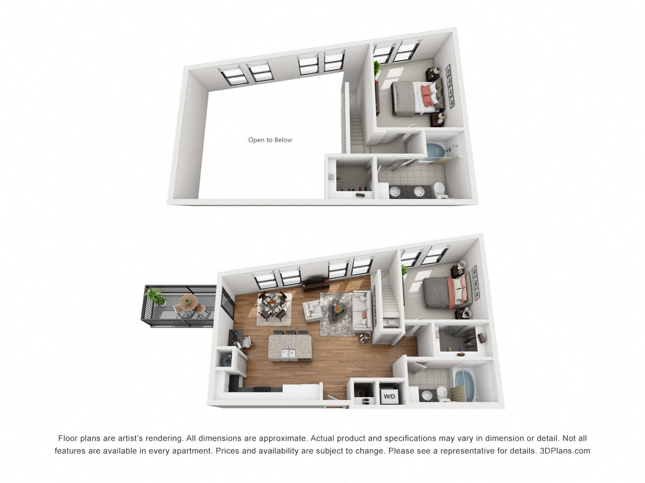 BLLoft Floor Plan 7
