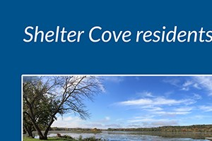 Shelter Cove has direct access to Colonie Mohawk River Park and more