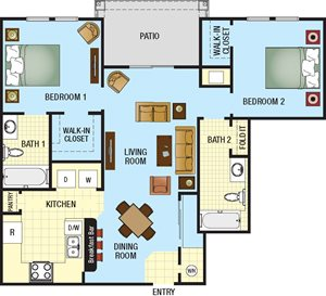 The Loop Apartments for rent in Kissimmee, FL. Make this community your new home or visit other Concord Rents communities at ConcordRents.com. Two bedroom