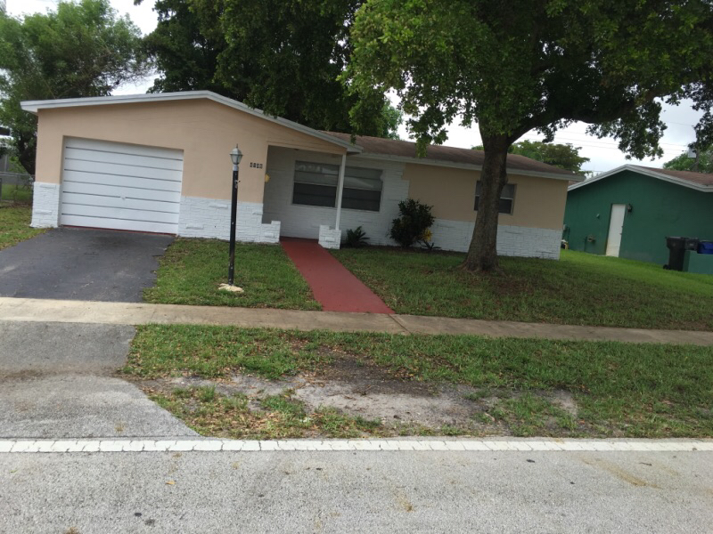 4180 NW 34th Way 3 Beds Apartment For Rent Photo Gallery 1