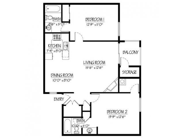 Autumn Moon Floor Plan 4