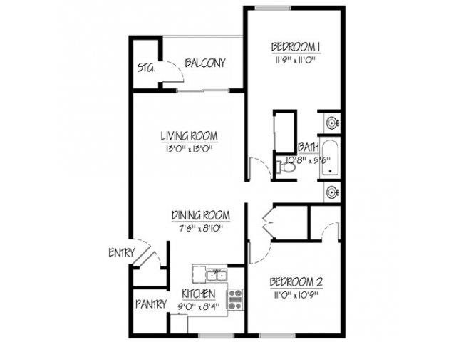 Summer Floor Plan 3