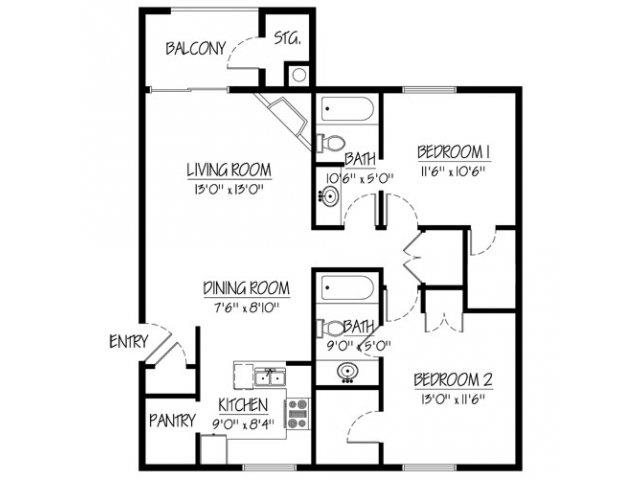 Wintergreen Floor Plan 5