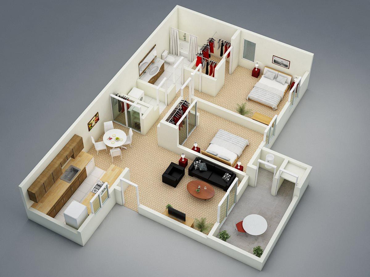 Summer Floor Plan 3
