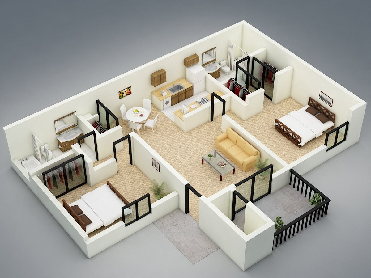 Canterbury Floor Plan 4