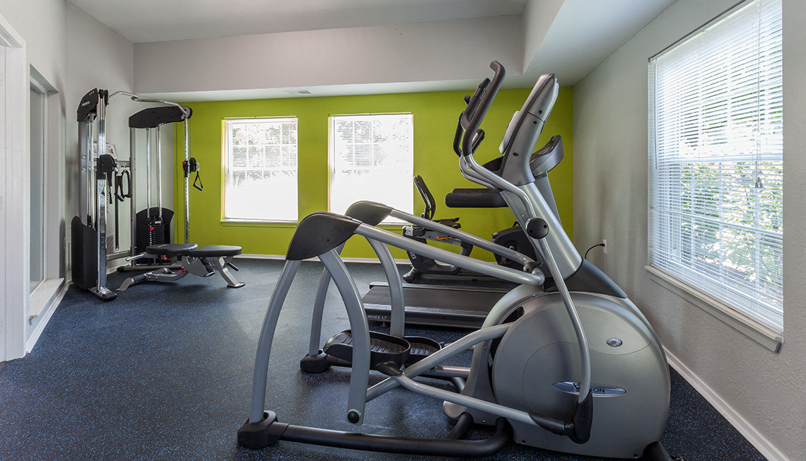 Cardio Equipment at Waldon Lakes Apartments, 48359, MI