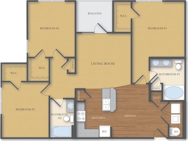 Burley Floor Plan 5