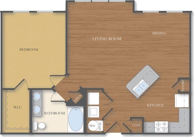 The Cavendish Floor Plan 6