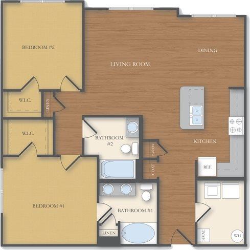 The Reynolda Floor Plan 7