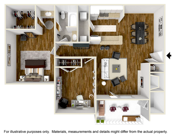 Pamplona Floor Plan 3