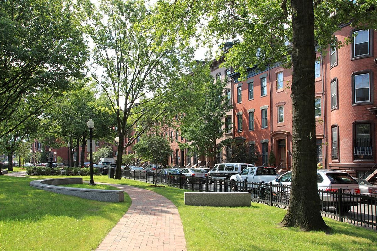Historic South End Apartments Photo Gallery 2