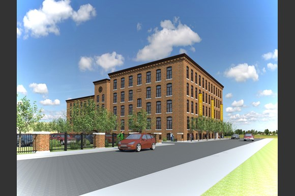 The Lofts at Loomworks I Apartments, 93 Grand Street, Worcester, MA ...
