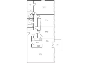 CBH Terraces - 3 Bed, 2 Bath