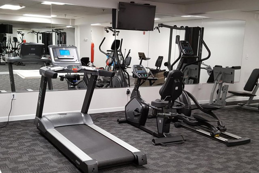 Cardio Equipment at Carisbrooke at Manchester, Manchester