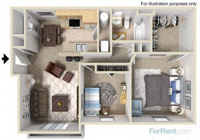 The Birch Floor Plan 2