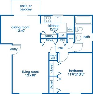 One Bedroom V