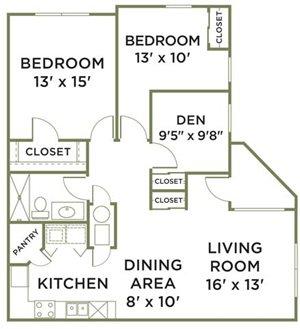 Three Bedroom Phase I