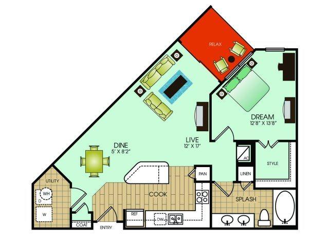 A20 Floor Plan 6