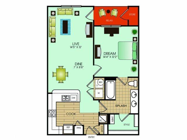 A21 Floor Plan 7