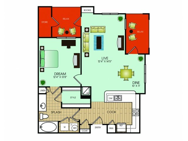 A16 Floor Plan 5