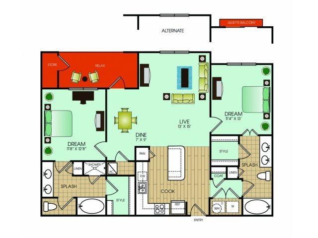 B12 Floor Plan 9