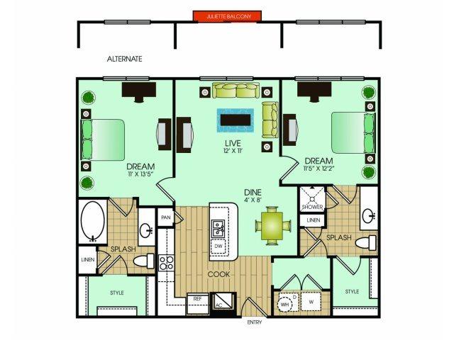 B4B Floor Plan 11