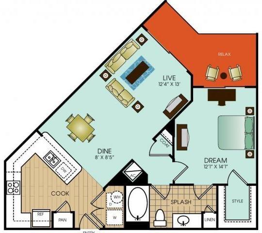 A10 Floor Plan 22