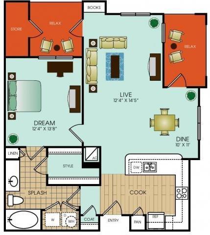 A16 Floor Plan 28