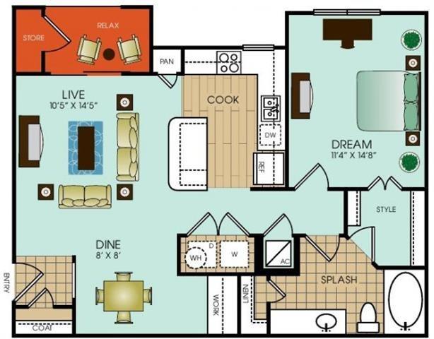 A17 Floor Plan 29